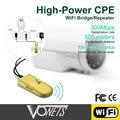 Mini WiFi VAP11G-500 300 Mbps de Alta-potência Repetidor Wi-fi de Rede Sem Fio Ao Ar Livre 500 Metros Forte Cobertura Repeater/Bridge