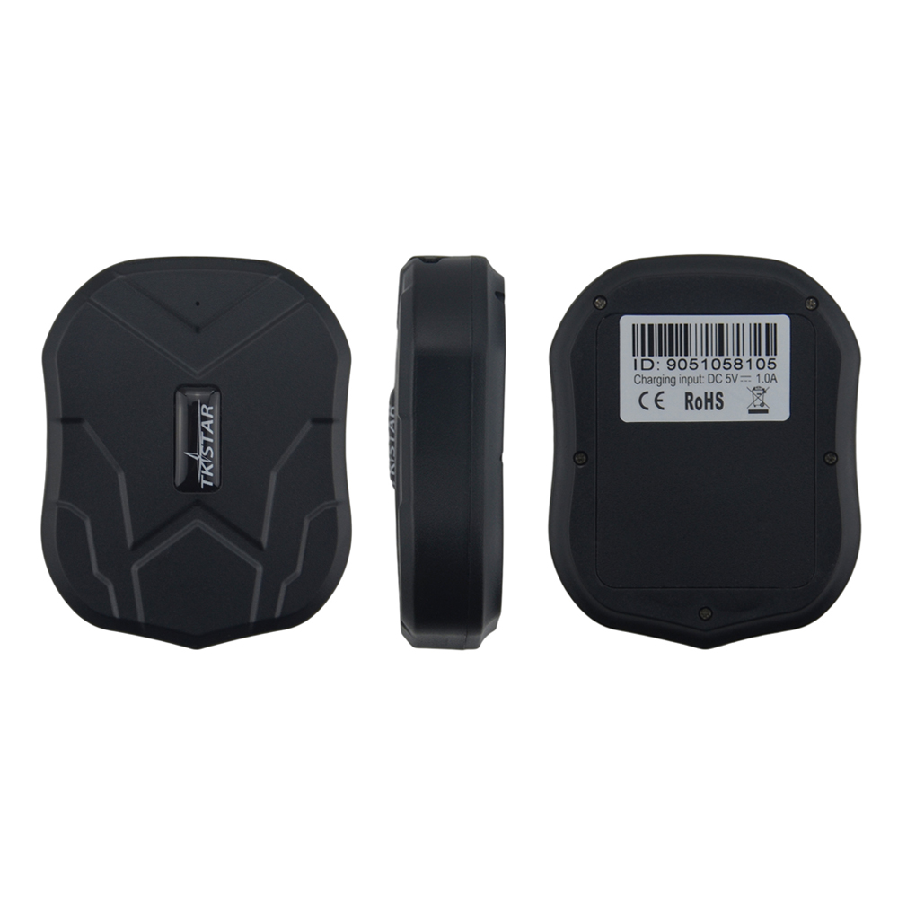 Waterproof Car GPS Tracker TK905 TKSTAR GPS mini tracker with magnet long  time battery car gps locator with Free APP best gps
