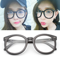 2017 Nova Chegada de Plástico Mulheres Óculos Vintage Frame Óculos de Miopia Quadro Homens Óculos de Lente Clara Óculos Vidros Ópticos