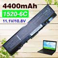 4400 mah batería del ordenador portátil para dell inspiron 1520 1521 1720 1721 530 s 312-0504 gk479