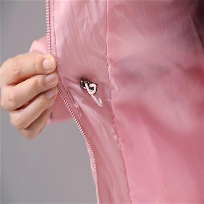 Manteau Col Coton X Mode Hiver Veste Femmes 2017new green Féminin pink De Fourrure Black Bas long gray Le Vers Mince A red Manteaux Épaissir Grand Coatcq076 ligne pznqxxWT