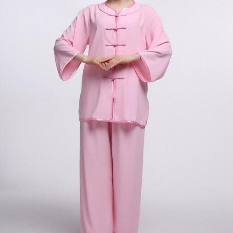 Summer Cotton Rayon Sets Breathable Classic Tai Chi Wu Shu Clothes Wing Chun Kung Fu Costumes For Women Sportswear Free Shipping другой chi chun love of reading