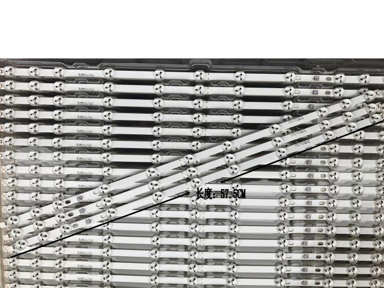 10pcs lot 32 inch LED Backlight for LG Sharp 32 TV 32D1334DB LC32LD145K VES315WNDL 01 VES315WNDS