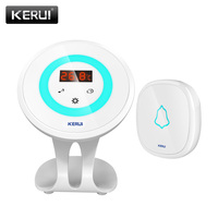 2017 kerui m536 temperature detector doorbell alarm with the function of welcome burglar alarm doorbell night.jpg 200x200