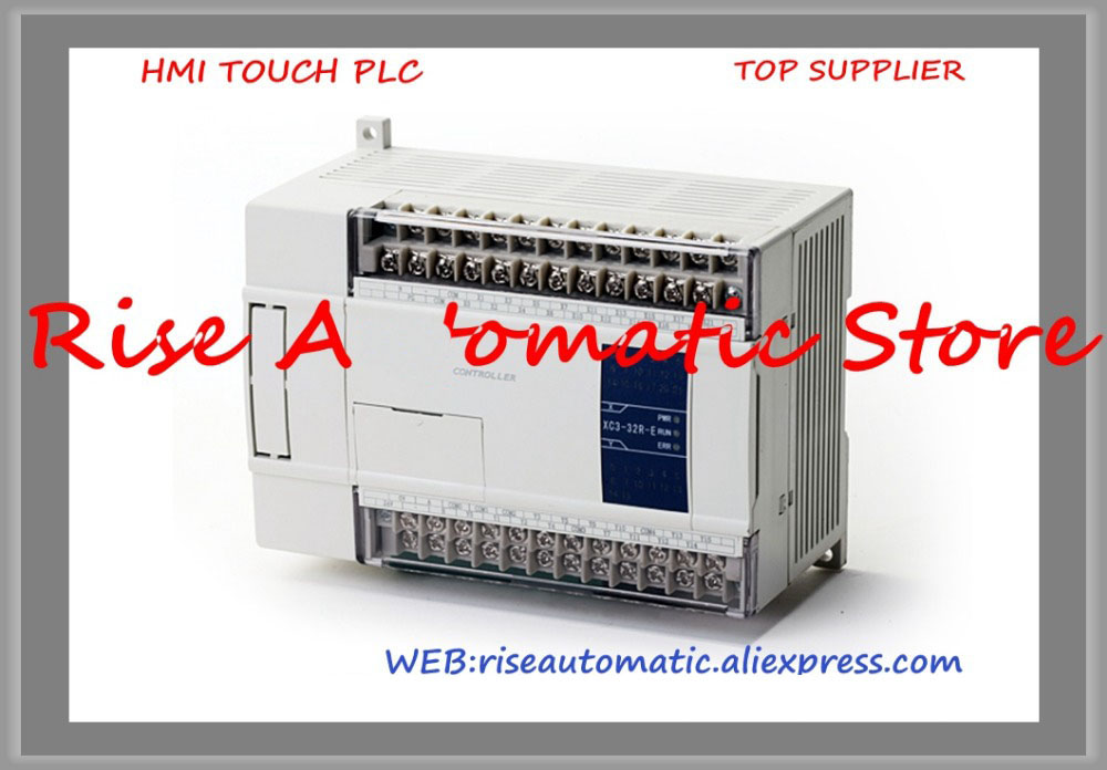 New Original Programmable Controller Module XC2-24RT-C 14-point NPN Inputs 10-point Outputs 2 transistor 8 relay outputs DC24V new original programmable controller module dvp14ss211r plc di 8 do 6 relay 24vdc