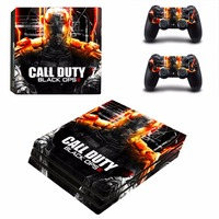 OSTSTICKER Vinyl Skin Sticker For PS4 Pro Decal for Playstation 4 Pro Console and Controller Skin Sticker Decal