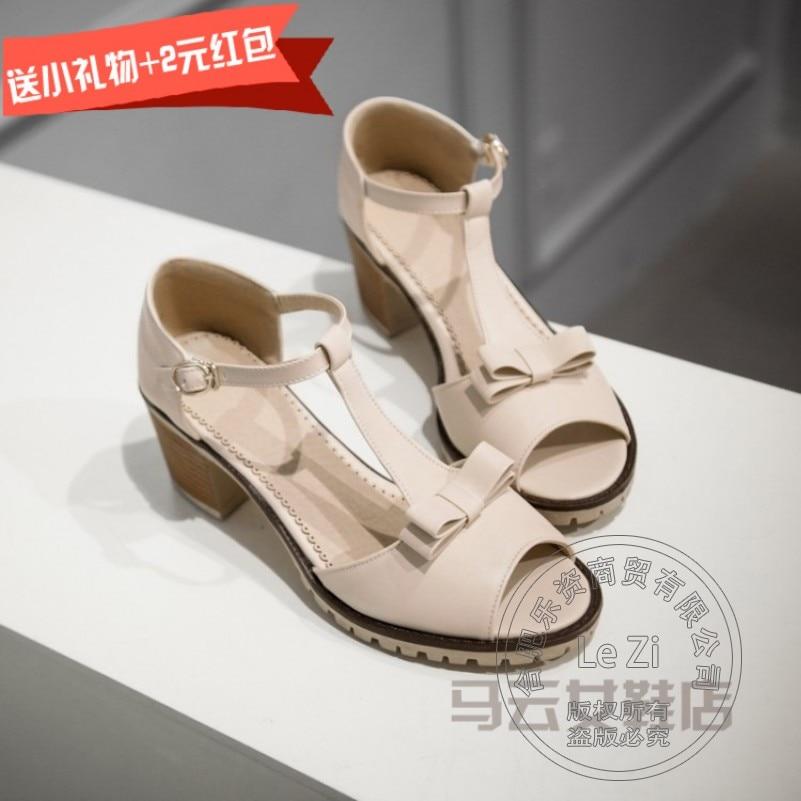 Daily font b Women b font Shoes Peep Toe High Heels Sweet font b Women b