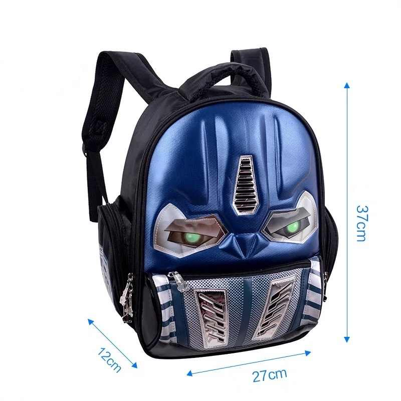 f94b5da108 ... Transformers School Bag Children 4-8Years Kids Backpack Mochila Bag  Waterproof Cartoon Boys Book Bag ...