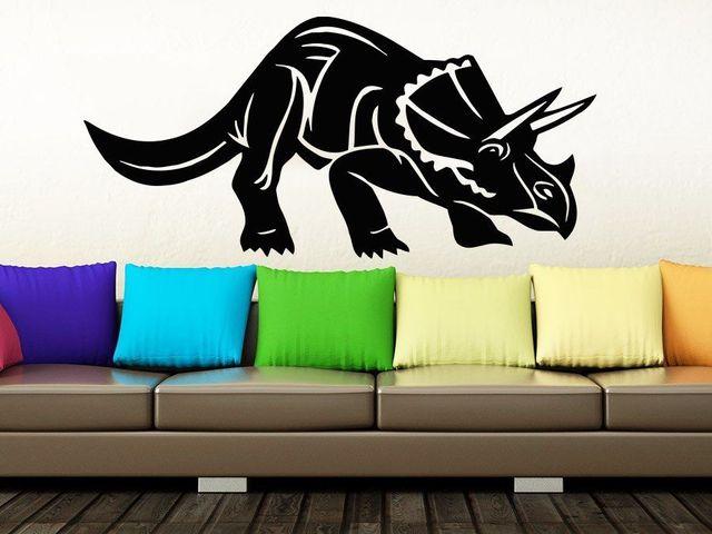 Dinosaur Wall Decals Predator Animal Vinyl Decal Sticker Nursery