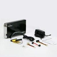High Quality Hdd Box 3 5 USB 2 0 TO SATA 2TB IDE USB Hdd Case