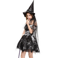 Fashion Women New Witch Cosplay Costume For Fashion Role Playing Performance