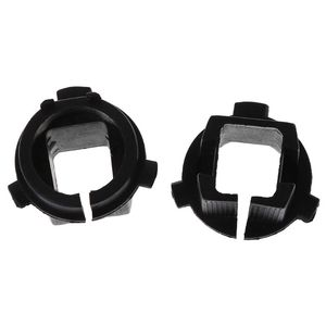 Image 3 - 2PCS Automobiles Car H7 Xenon HID Bulbs Adapters Holders Base for Kia K5 Bulb Holder Headlight Adapters Socket Base