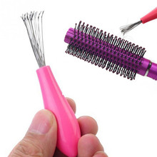 Hair Brush Combs Cleaner Magic Handle Tangle Shower Salon Styling Tamer Tools 1 PC