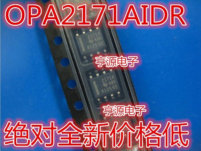 Цена OPA2171AIDR