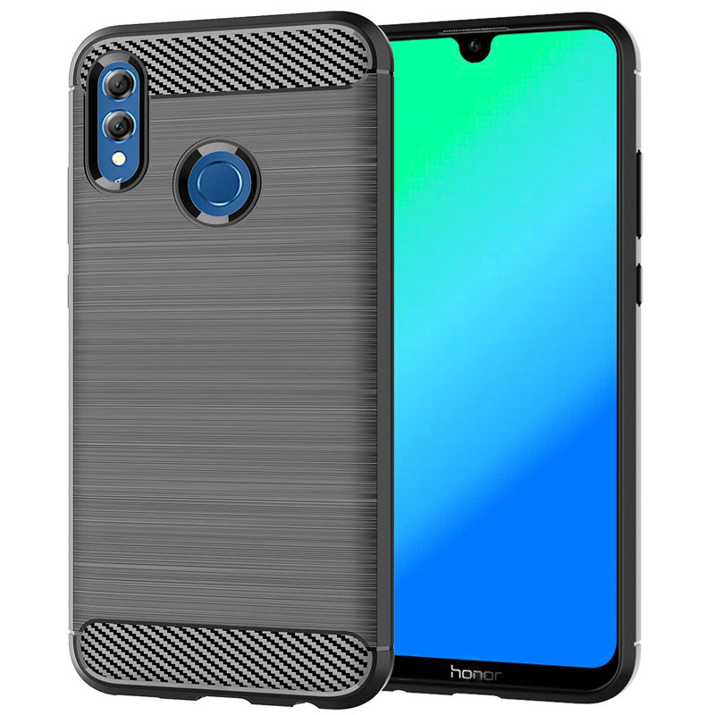 Image 5 - For Huawei P Smart 2019 Case Silicone Soft TPU Phone Case Cover For Huawei P Smart 2019 POT LX3 POT LX1 PSmart Back Cover 6.21-in Fitted Cases from Cellphones & Telecommunications