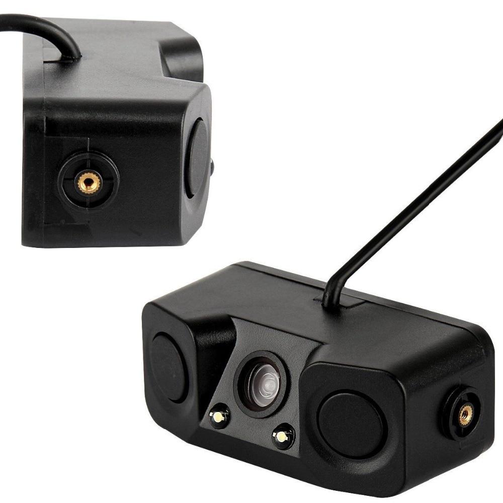 ANLUD PZ451 3 in 1 артқы камерасы бар - Автомобиль электроникасы - фото 2
