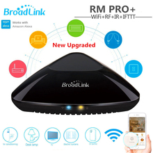 Broadlink Original RM Pro WiFi+IR+RF+4G APP Remote Control work for Alexa Google Home RF 433MHz Wireless Smart Automation
