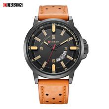 Watches Top Brand Luxury CURREN Fashion Original Dial Casual