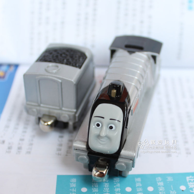 Free shipping Thomas thomas alloy magnetic small train toy spencer belt