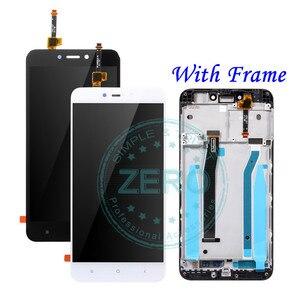 Image 2 - Pantalla LCD con marco para Xiaomi Redmi 4X, Panel de pantalla táctil, digitalizador, piezas de reparación