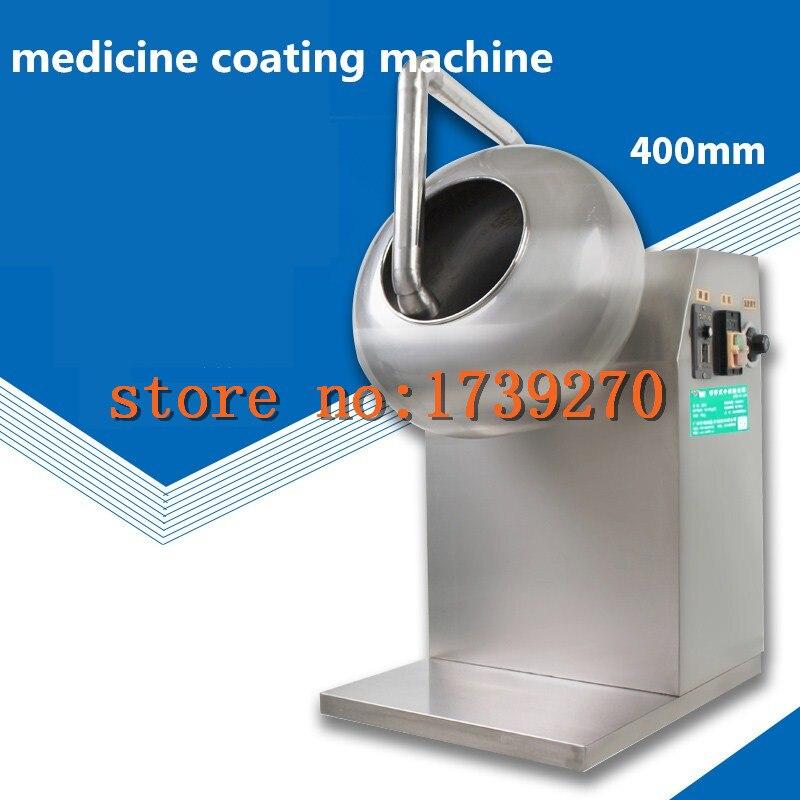 JINKELI YB-400 arachide revêtement machine, suger revêtement machine, machine de revêtement de chocolat, médecine revêtement et de polissage machine