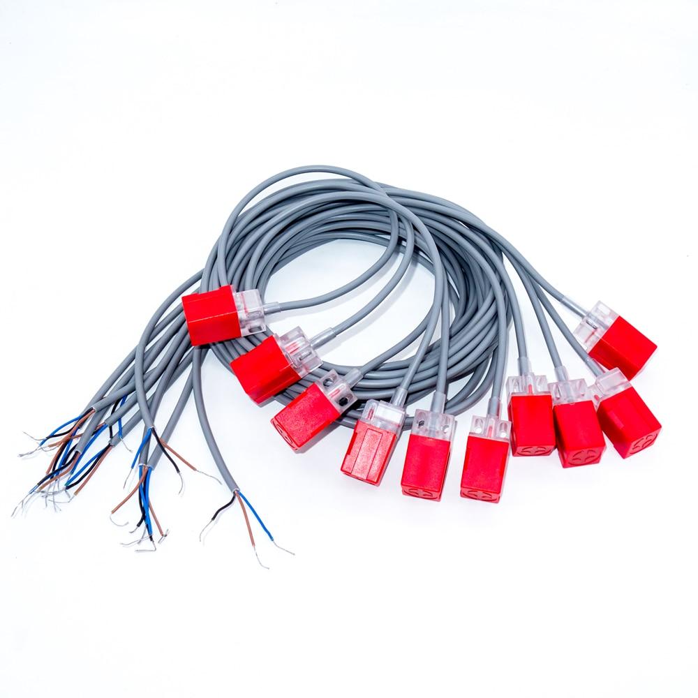 1 x Proximity Sensor PL-08N Sensing Distance = 8mm NPN out DC10-30V
