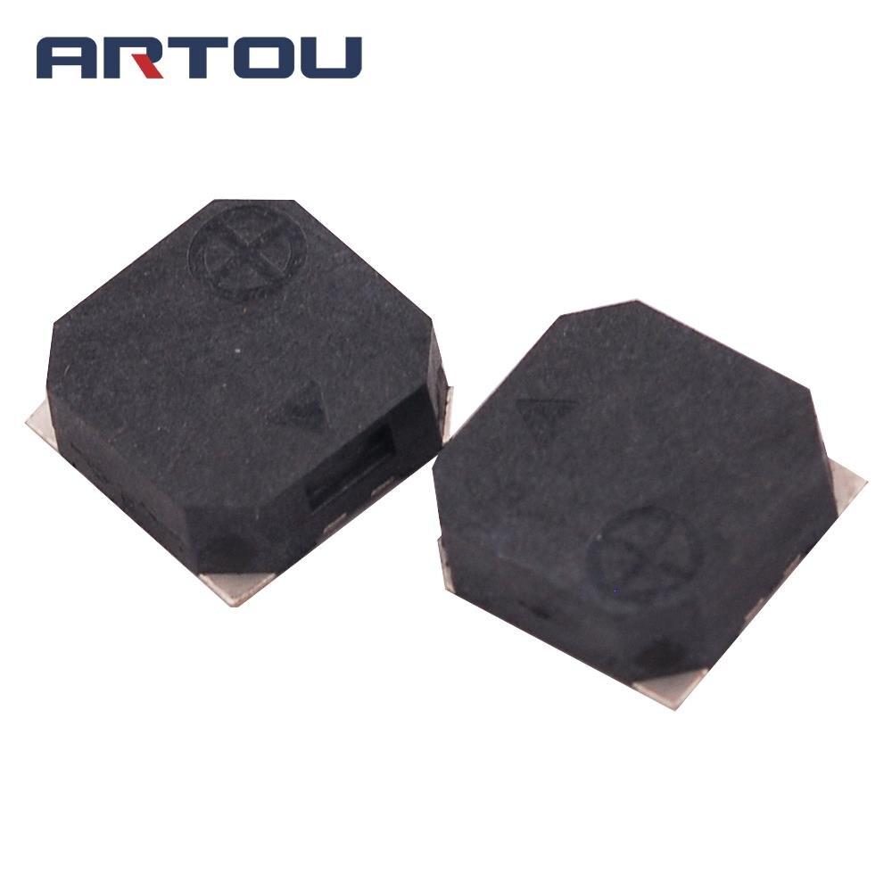 10PCS 7525 7.5*7.5*2.5MM Passive Buzzer Side Sounding Electromagnetic Patch Buzzer ...