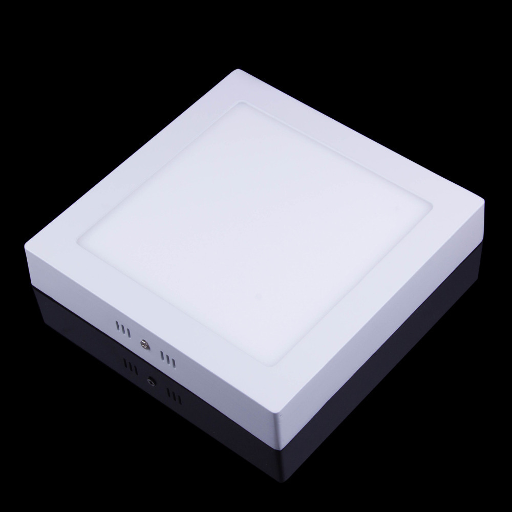 6,12,18W Surface mounted led downlight Square light smd Ultra thin square ceiling Down lamp kitchen Bathroom lamp + LED Drive
