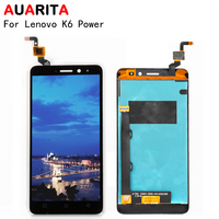 AAA Quality 1pcs LCD For Lenovo K6 Power K33a42 K33a48 K6power LCD Display Touch Panel Screen