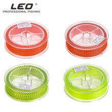 100M Backing Fishing Line Flying Fishing Double Colour Nylon Braided Fishing Line 20LB Pull Power Spare Line Sea Fishing Deal with