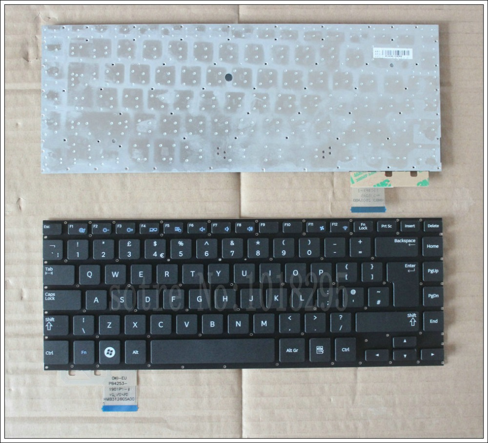 Original UK keyboard for FOR Samsung NP-535U4C 535U4B 532U4C 532U4B 535U4X 530U4B 530U4C Laptop