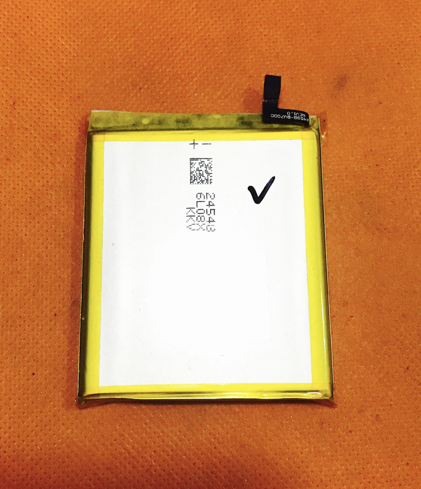 Used Original 3500mAh <font><b>Battery</b></font> Batterie Batterij Bateria For <font><b>Blackview</b></font> <font><b>BV7000</b></font> <font><b>Pro</b></font> image