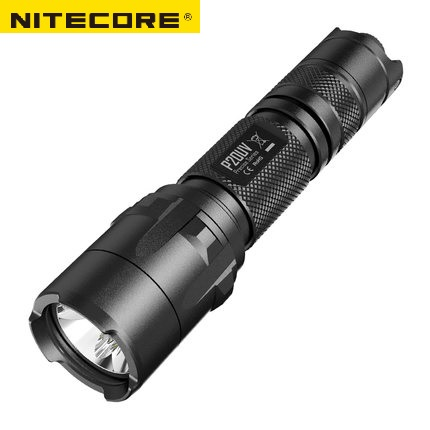 NITECORE P20UV 800LM Ultraviolet Gear Law Enforcement Military Outdoor Camping Hiking Flashlight Free Shipping shipping conferences under ec antitrust law