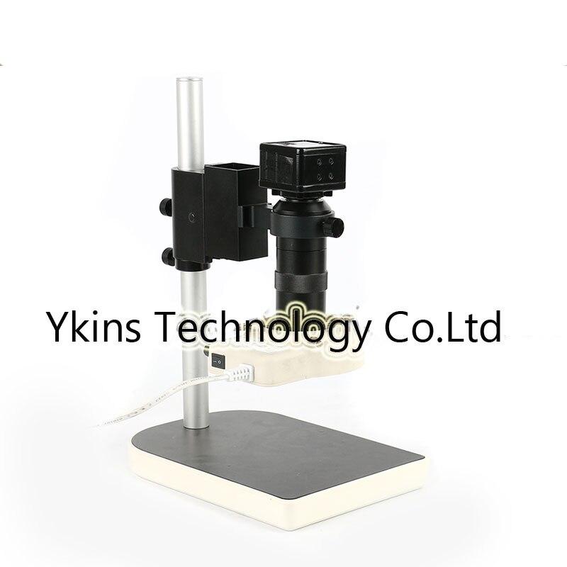 2.0MP 30F/S HD цифровая индустрия USB C mount микроскоп Видео камера набор системы 1/2. 5 Япония CMOS настольная подставка для PCB SMD ремонт