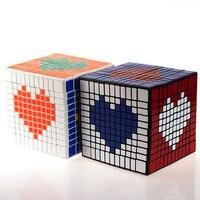 1 шт. Лидер продаж классические игрушки 11 слоев 11x11x11 ABS Куба Скорость Магия Puzzle Развивающие Cubo Magico игрушки для детей Подарки