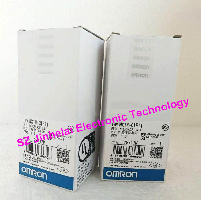 OMRON NX1W-CIF11 New and original PLC INTERFACE UNIT new original fx 485pc if plc interface unit rs485