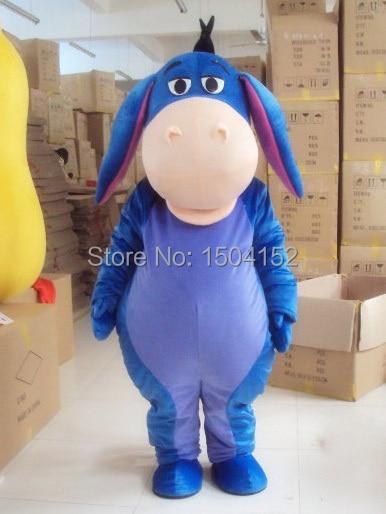 Осел персонажа из мультфильма костюм косплей талисман Заказные изделия на заказ (S. м. l. xl. XXL) Бесплатная доставка