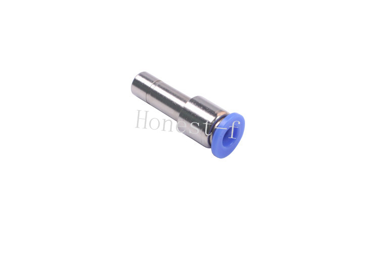 Pneumatic Push To Connect Fitting 6mm OD Tube X 8mm OD Plug In Reducer Connector
