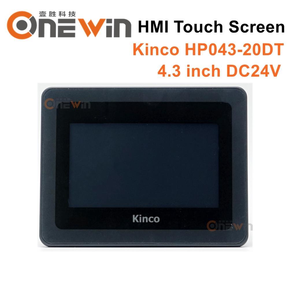 4 3 HMI Touch Screen ET050 eView Panel Nuovo Con Cavo USB купить в