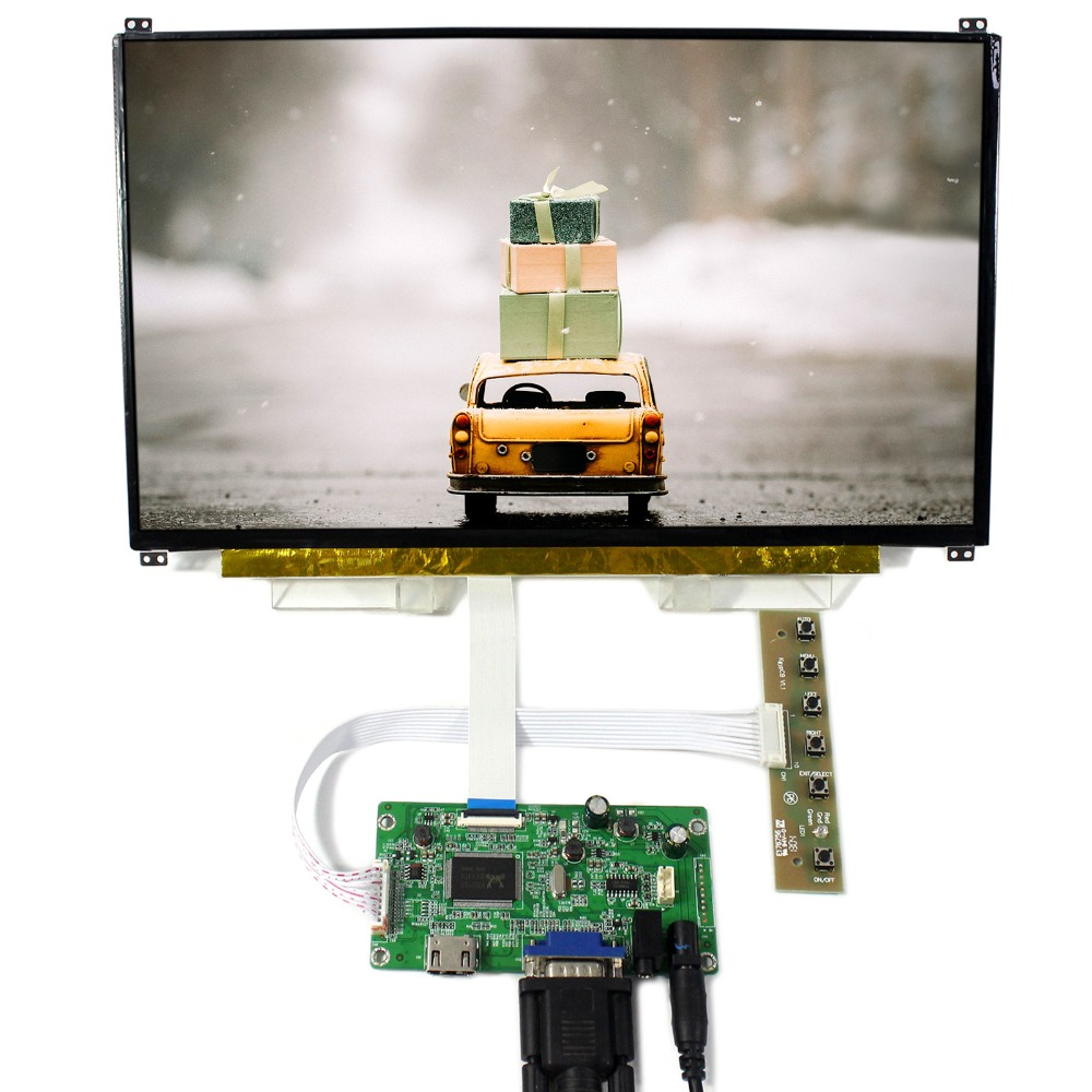 Здесь продается  HDMI+VGA+Audio LCD Controller Board With 13.3inch 1920x1080 N133HSE EDP IPS LCD Screen  Бытовая электроника
