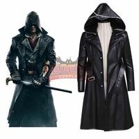 Cosplay legend AC Custom Made Syndicate Jacob Frye Cosplay adult costume Coat Only halloween men costume