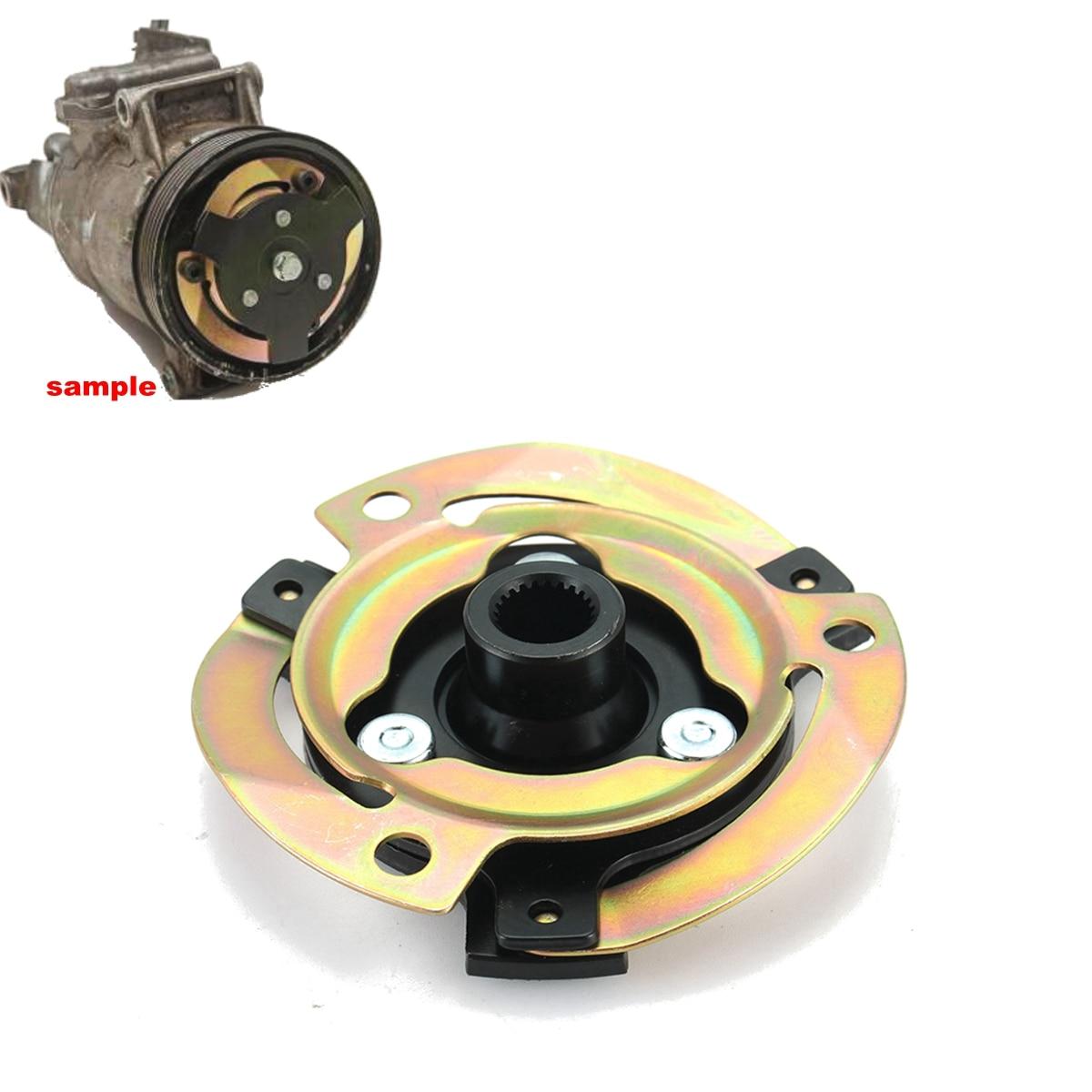 1 X Auto A/c Compressore Automobilistico Aria Condizionata Compressore Mozzo Frizione Kit Di Riparazione Per Audi/opel/ Volkswagen/vw Ap-ch013