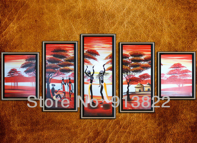 Free Shipping Handmade Oil Paintings Fashion art  on Canvas Wall decor Kitchen dining bar