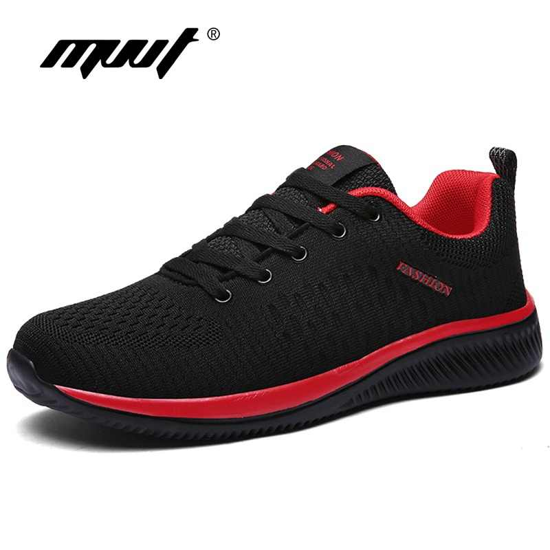 Breathable Light Running Shoes Men Sneakers Zapatillas Hombre Deportiva Sport Shoes City Run Professional Training Shoes