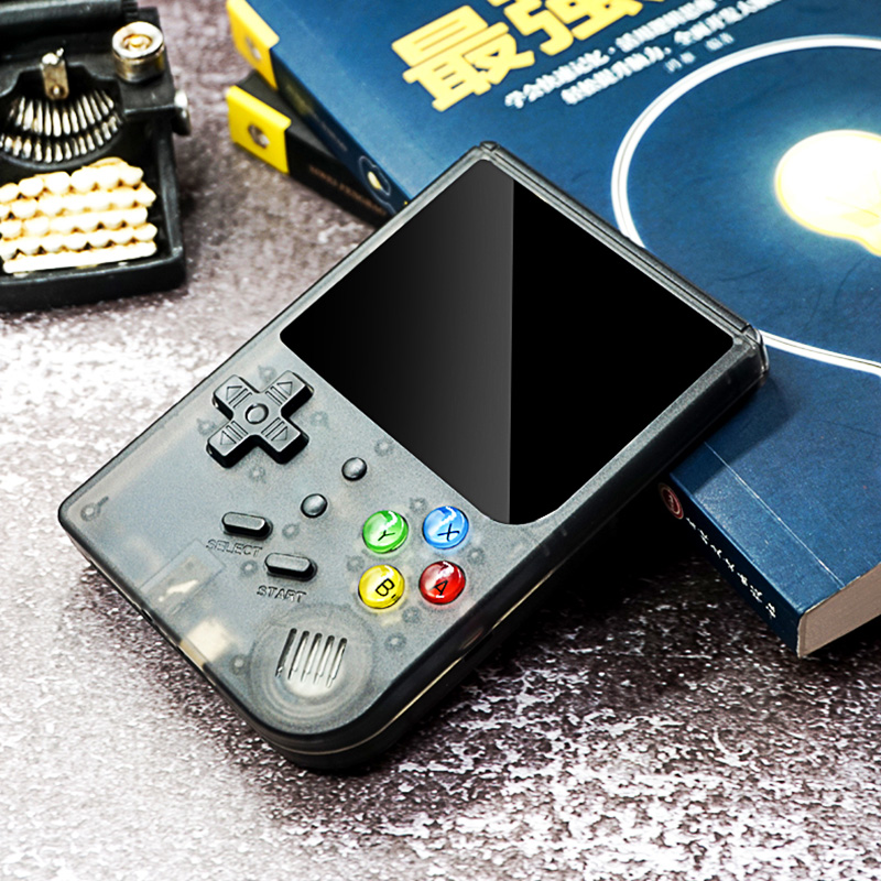 Pocket Hand Held Game Player Mini Retro Game 300 Game Console RG300 Retro Game Hand Held 16G Internal 3 Inch Video Game Console-in Handheld Game Players from Consumer Electronics    1