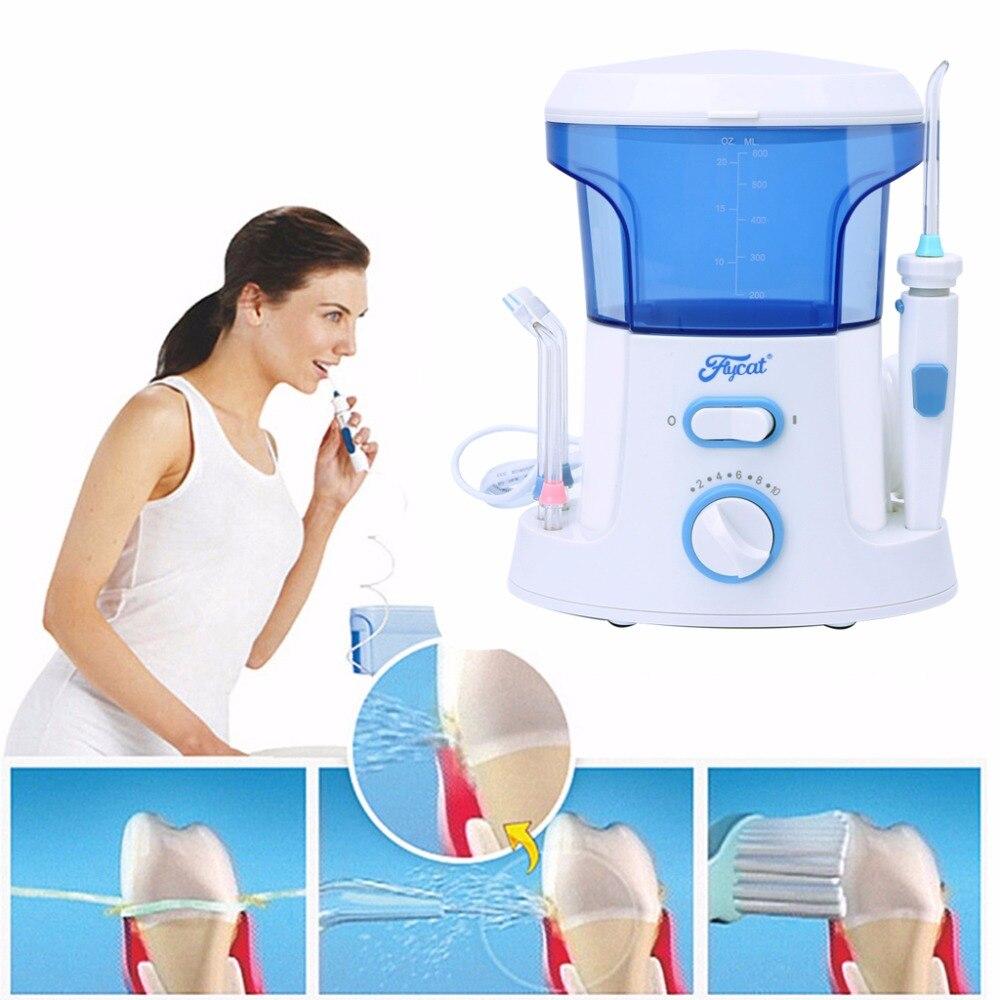 water jet pick dental teeth flosser hydro floss oral irrigator tooth cleaner in oral irrigators. Black Bedroom Furniture Sets. Home Design Ideas