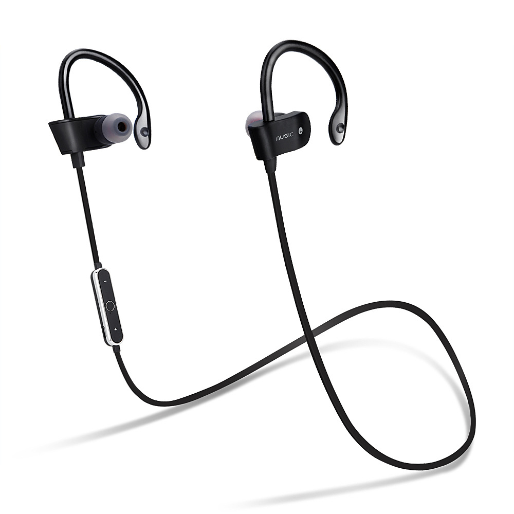 SounderLink wireless Bluetooth sports noise cancelling earphone earbuds with mic music for Iphone 7 6 6s 5 Samsung xiaomi huast v4 1 sport bluetooth earphone with mic wireless headphones bluetooth headset magnet earbuds for phone noise cancelling