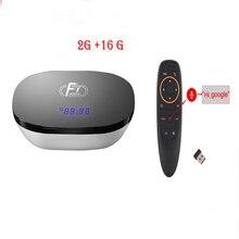 10pcs A95X F1 Android 8.1 TV Box Smart TV