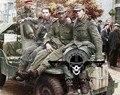 1:35 Segunda Guerra Mundial, os soldados alemães 323