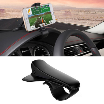 Car Phone Holder Dashboard Mount GPS Bracket For Ford Focus 2 3 Fiesta Mondeo Kuga Citroen C4 C5 Skoda Octavia Rapid Superb image